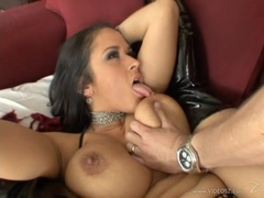 Hottie Carmella Bing gets her tight ass pulverized