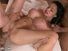 Aletta Ocean just doesn't no which one to have