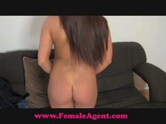 Female Agent. A woma's POV