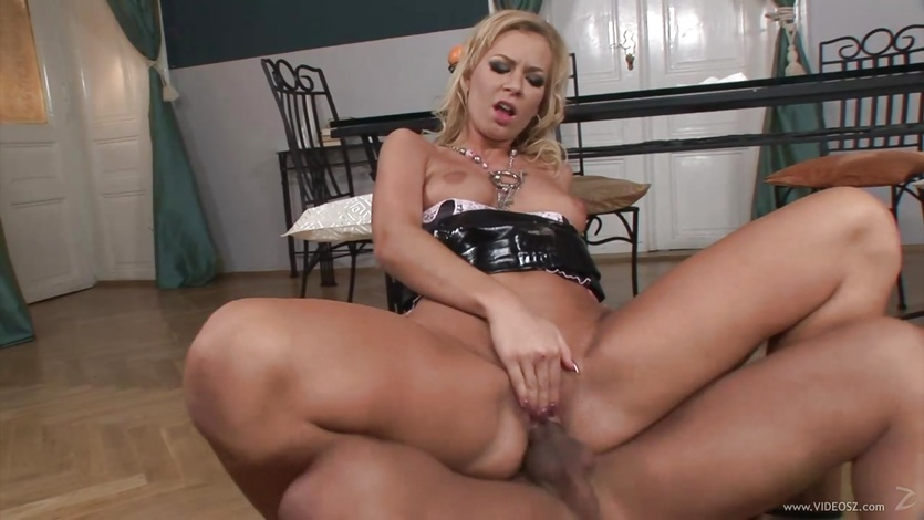 Sexy Angelina Love enjoys getting her hot pussy slammed