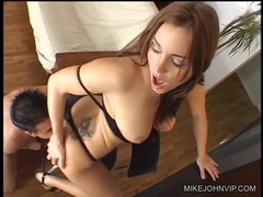 Rampant Katin gets her tight ass stuffed with hard cock