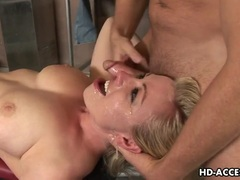 Deepthroat pro Adrianna Nicole best blowjob ever