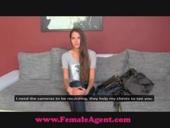 Female Agent Resistance is futile
