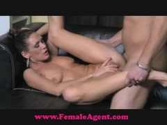 Female Agent Talented Cock