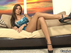 Madison Ivy loves to suck and fuck Cock