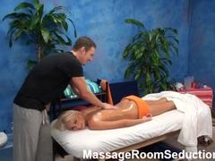 Cute Ivana Sugar first time pussy and ass massage