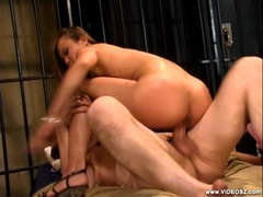 Mia Smiles rides her pussy on this hard throbbing cock