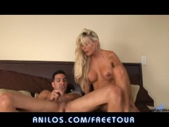 Bigtit cougar Puma Swede likes it rough and hard