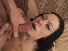 Vanessa Naughty getting lusciously creamed