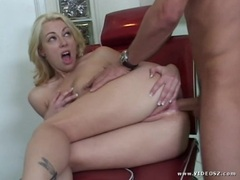Adrianna Nicole gets her ass filled with hard cock