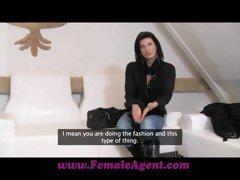 FemaleAgent Birth of a MILF agent.