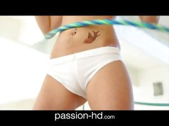 Passion HD Kiera Winters passionate 19yo creampie