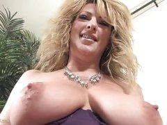 Lexi Lexxx Masturbates and rubs her hard nipples