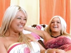 Hot sisters Cayden and Crista share everything