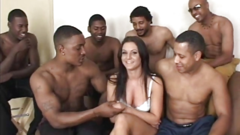 Ashley Long Interracial Anal