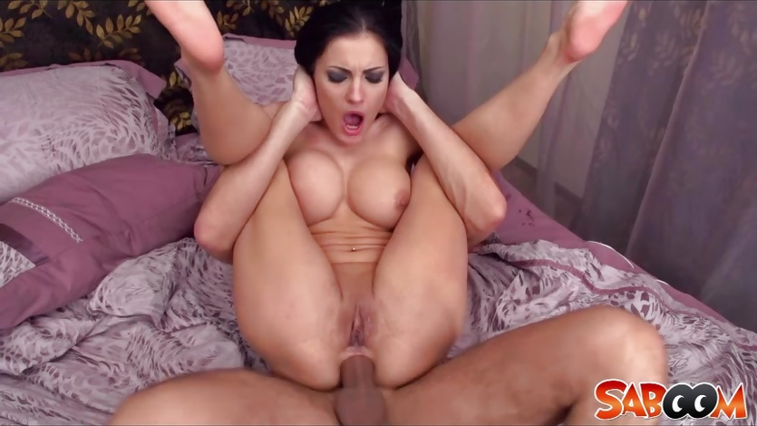 Anal games with sex master Honey Demon