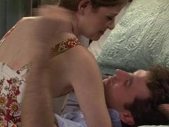 Innocent Lara Brookes gets creampied