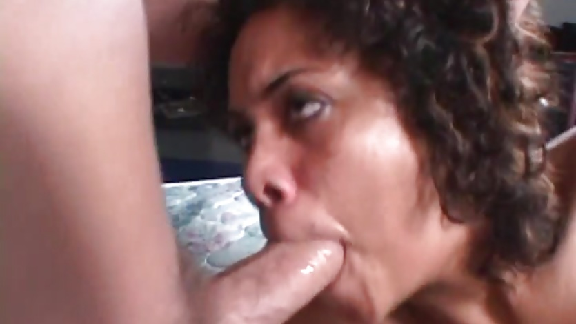 Sensual Courtney Devine slobbers over this hard dick