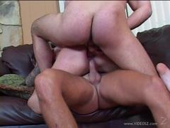 Lusty babe Roxxxy Rush enjoys a hard double penetration