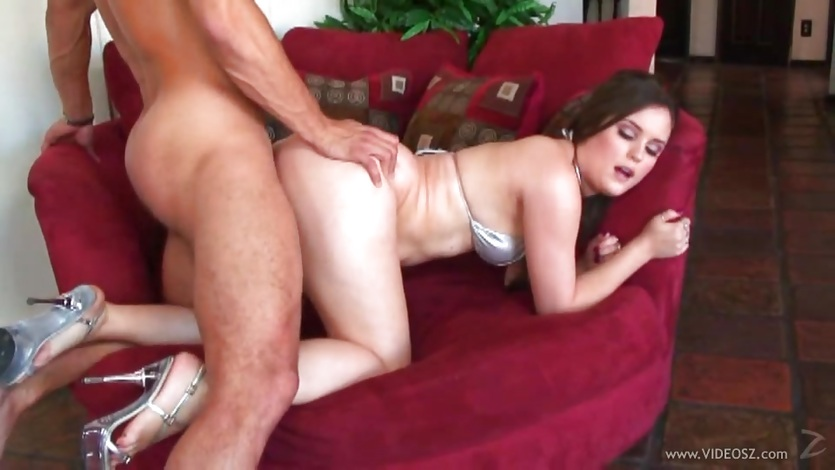 Charlotte Vale enjoys getting fucked from behind
