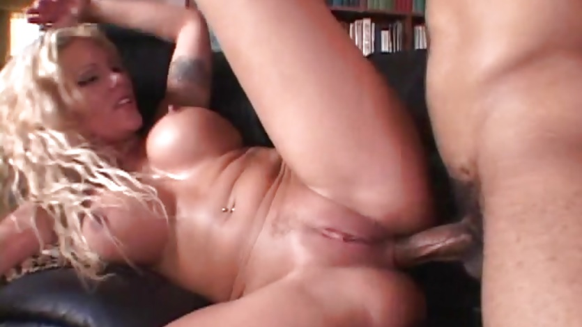 Anna Nova gets her moist pussy filled with hard cock