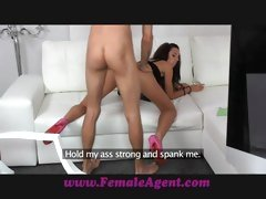 Female Agent Athletic stud can go the distance