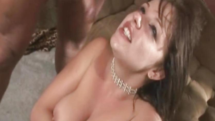 Pornstar Missy Monroe Is Sloppy cock sucking