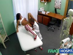 FakeHospital hot teen girl not on birth control