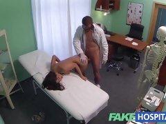 FakeHospital beauty loves getting her hot pussy slammed