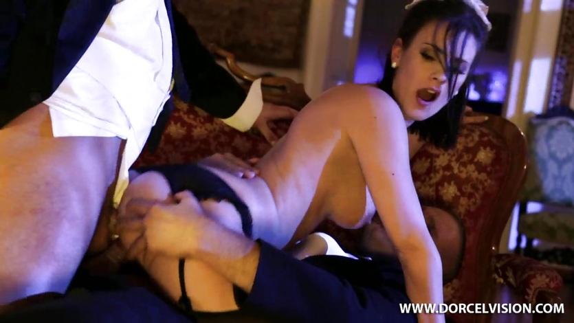 Порно фото клер кастель