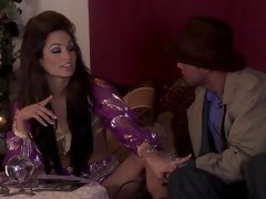 Amber Rayne ensures her own future