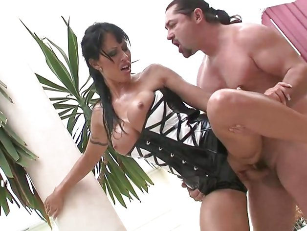 Cony Ferrera gets her pussy crammed with hard cock