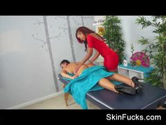 Seductive babe Skin Diamond and Alison Tyler