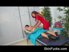 Seductive babe Skin Diamond and Alison Tyler