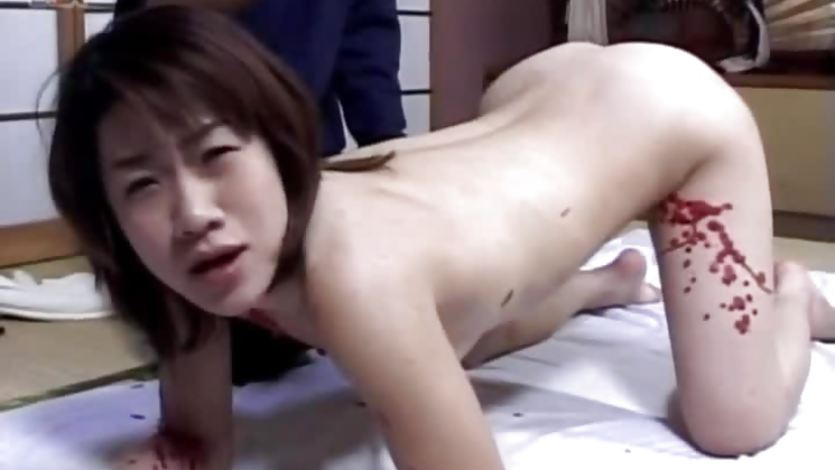Dominated asian milf Yuki Mori