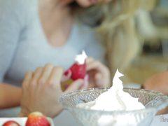 Creamy surprise with Phoenix Marie
