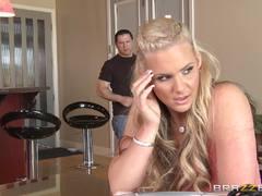 Anal punishment for naughty MILF Phoenix Marie