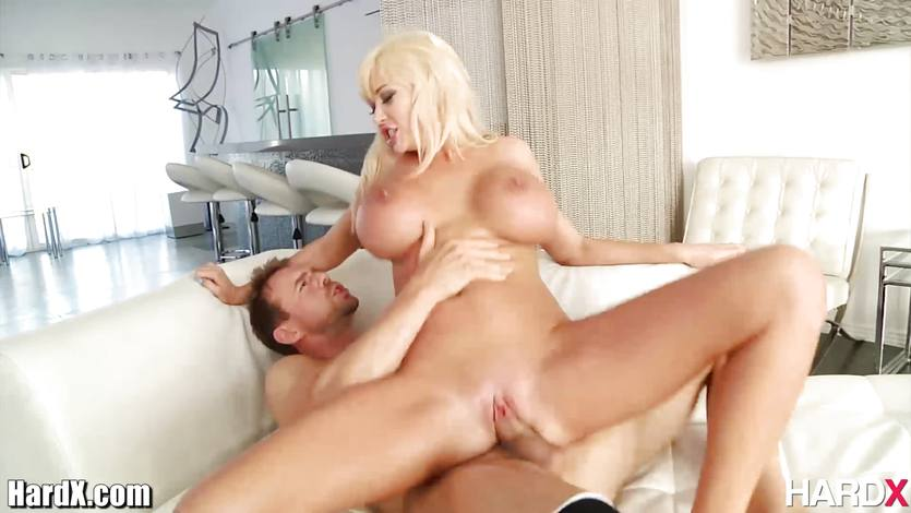 Summer Brielle enjoys a rough pussy pounding