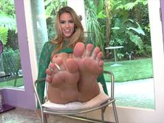 Masturbation and foot fun with Ryan Ryans
