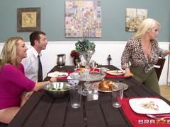 Brooke Wyldes seduction of her stepmoms man