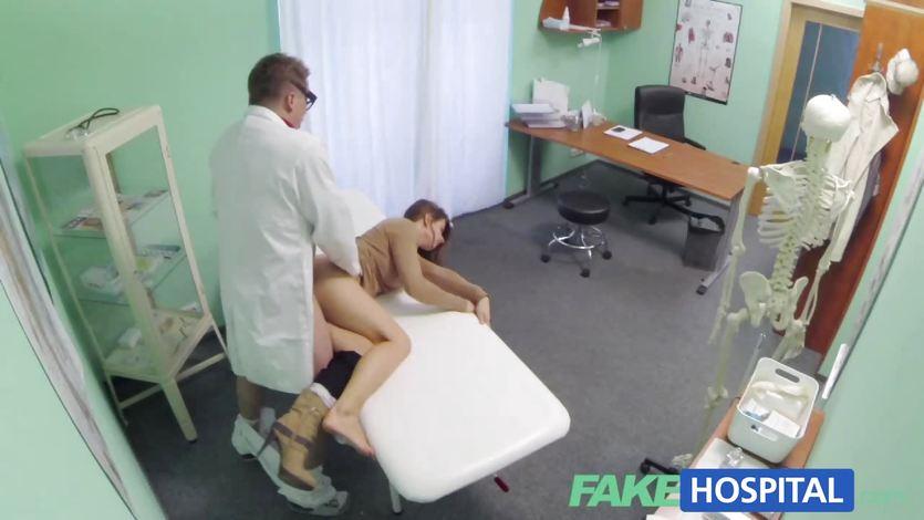 Randy Doctor prescribes a good fucking