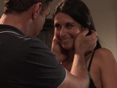 Nikki Daniels is sweetly fucked by her fiance