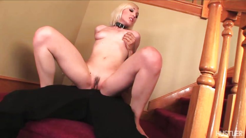 Kinky Lily Labeau gets her pussy hammered