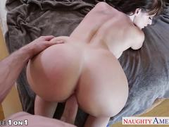 Sophie Dee gets her pussy filled with hard cock
