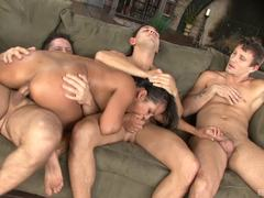 Lana Violet loves to be fucked by cocks