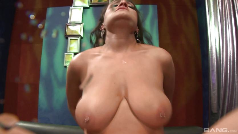 Charley Chase huge tits babe