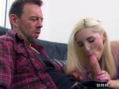 Piper Perri takes her naughty neighbors dick