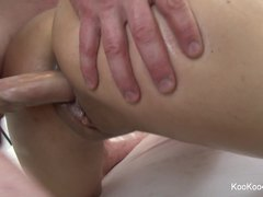 Amy Anderssen rammed from the rear