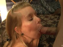 Tabitha James gets her warm pussy pulverized