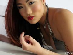 Big cock loving Asian Lea Hart